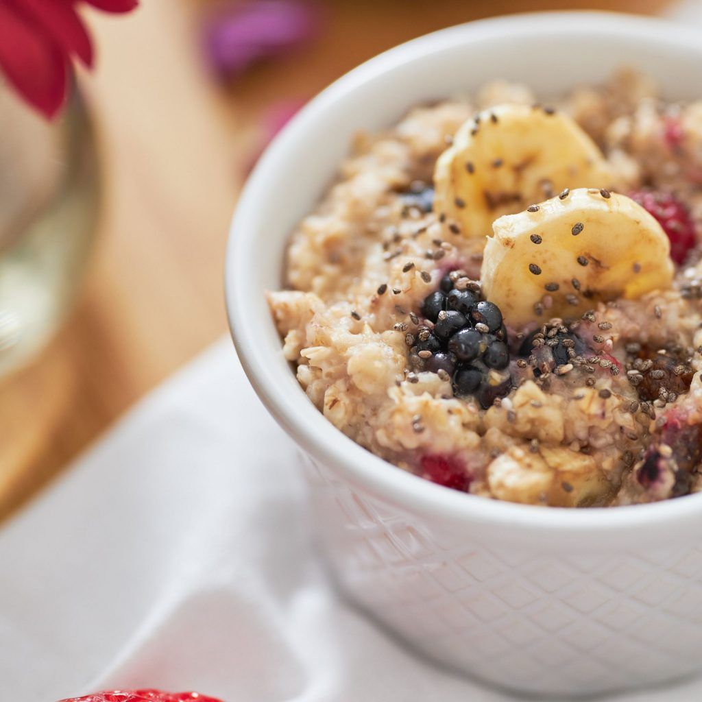 Why Busy People Should Eat More Oats