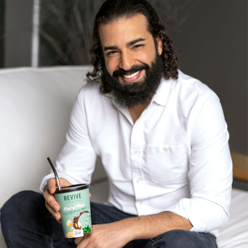 A DAY IN THE LIFE OF REVIVE SUPERFOOD'S CEO