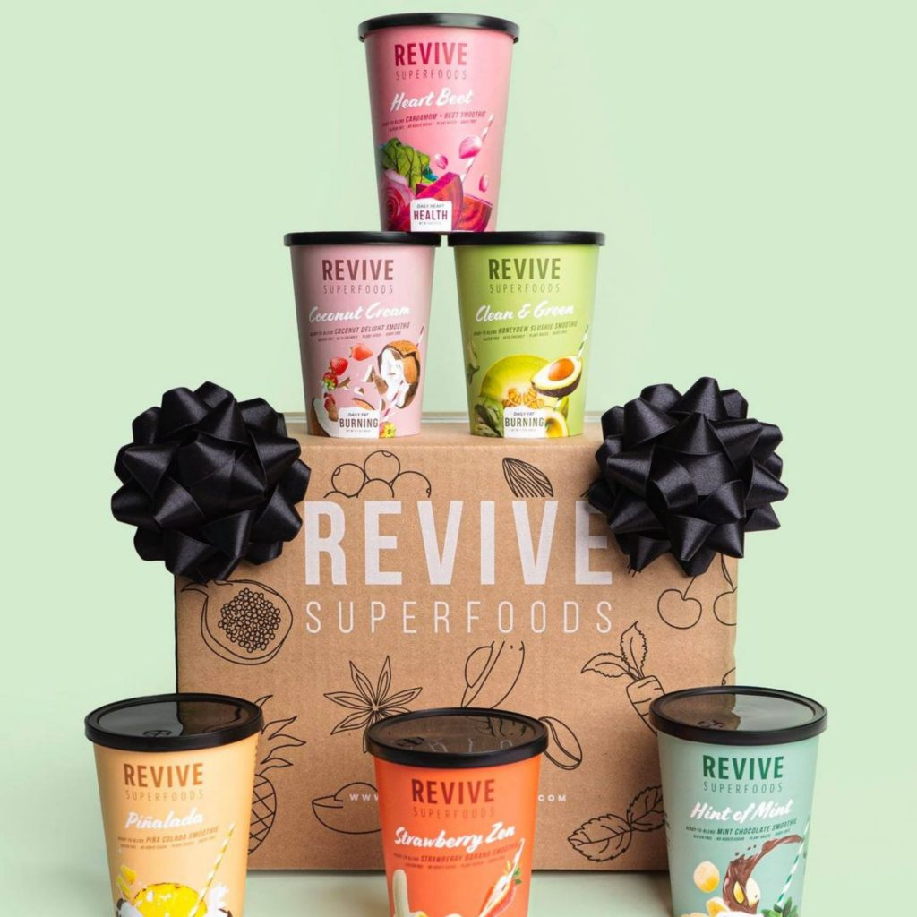 The Revive Superfoods Survival Guide Holiday Edition