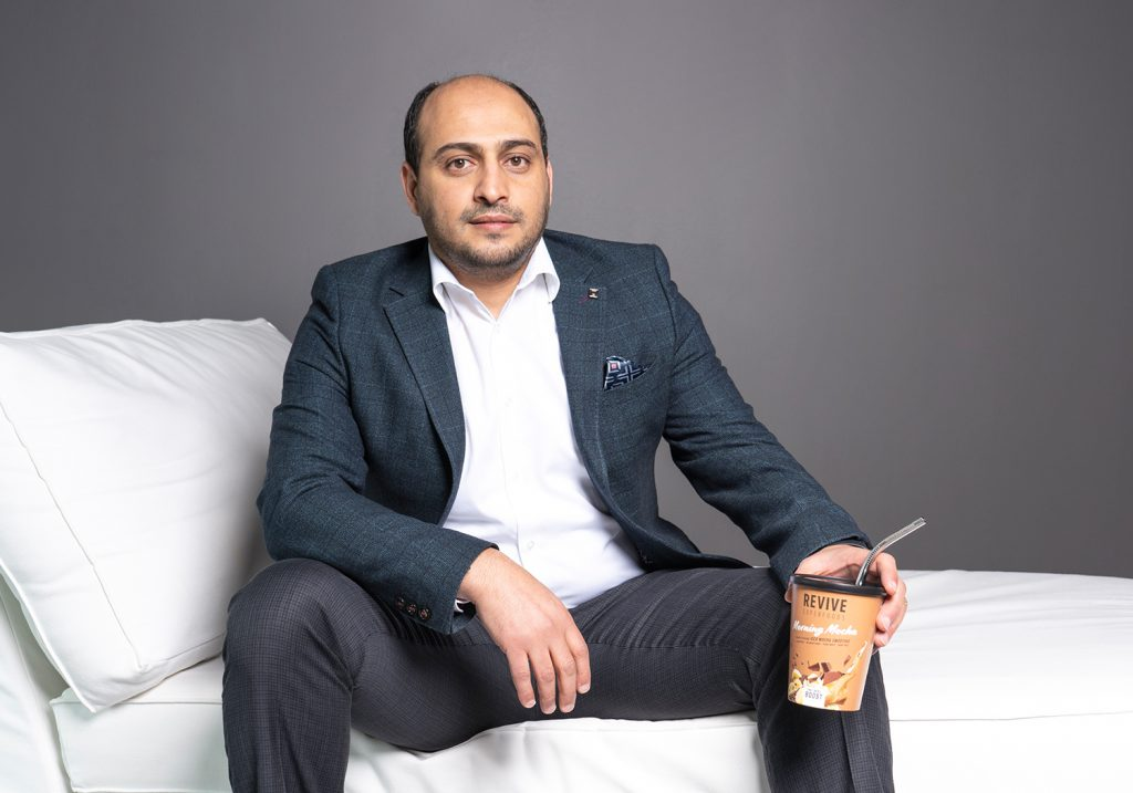 Meet Abdelsalam, CTO Of Revive Superfoods