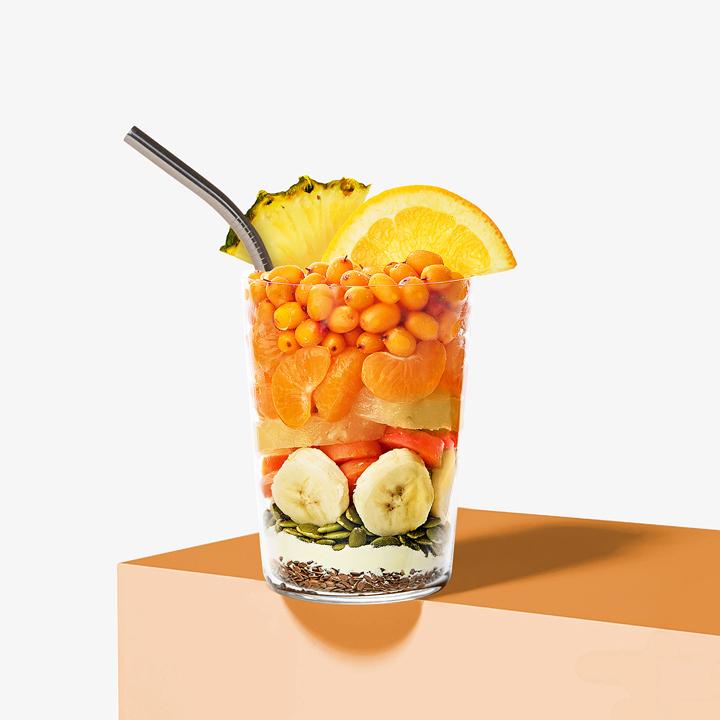 Orange & Sea Berry