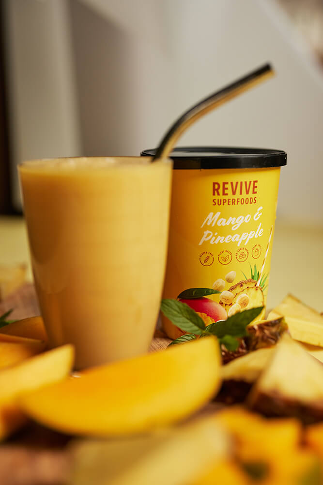 Mango & Pineapple